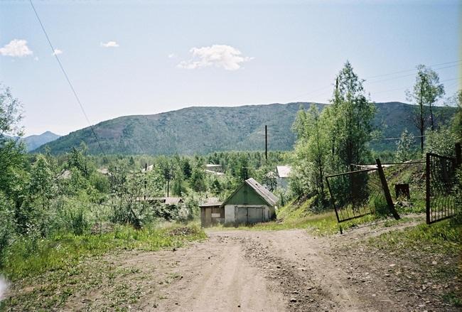 Колыма - путешествие в прошлое 2000 - 2001 г.